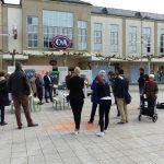 TIBO in Saarlouis Auftaktveranstaltung und Improtheater