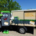 TIBO die EVS Biotonne geht auf Saarlandtour