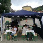 EVS Biotonne TIBO beim Saarpedal in Mettlach