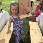 Spiel und Spaß mit TIBO auf dem Familienfest in Homburg