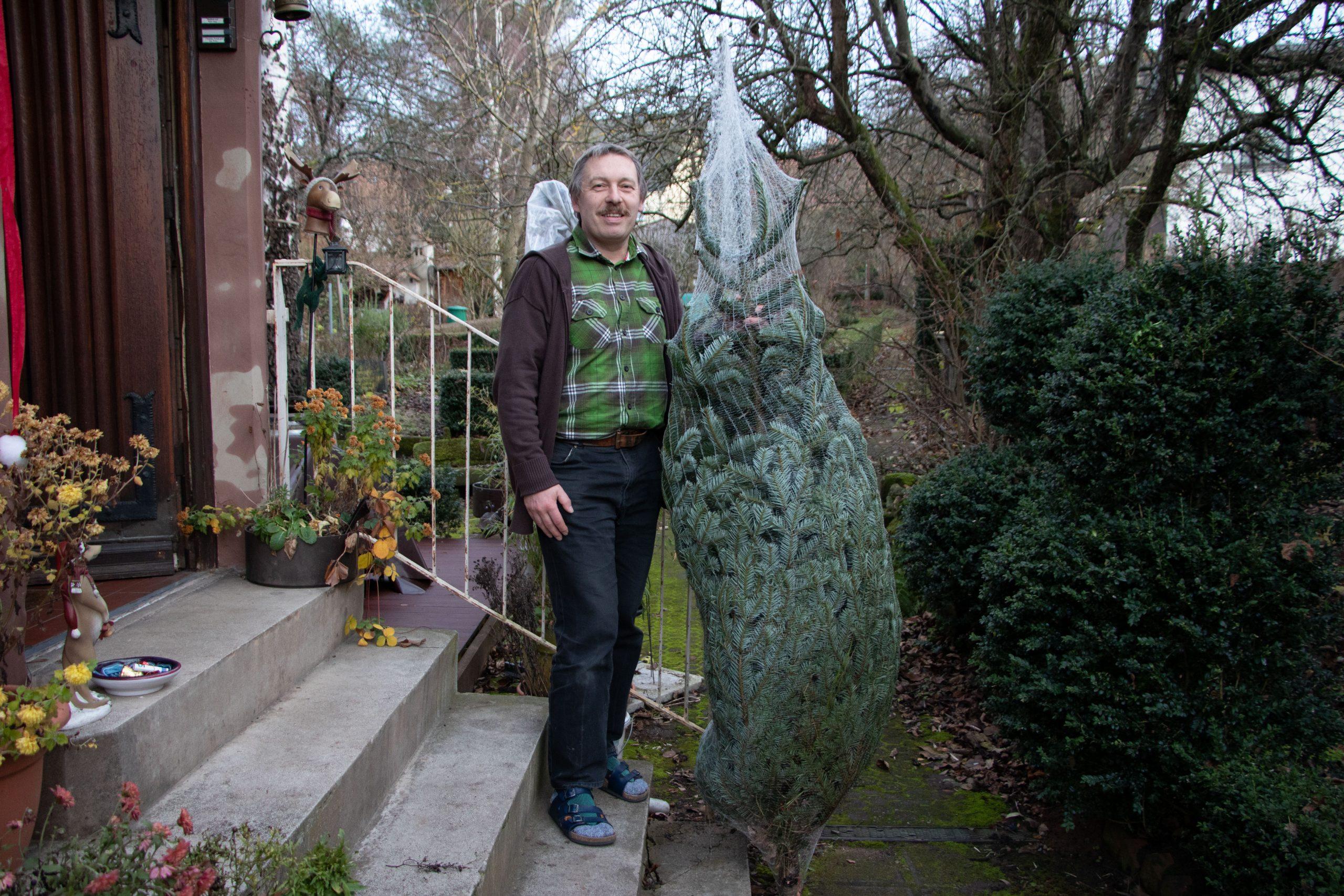 Gewinner Weihnachtsbaumaktion